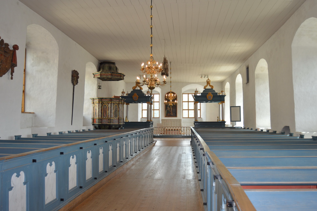Церковь в крепости Турку